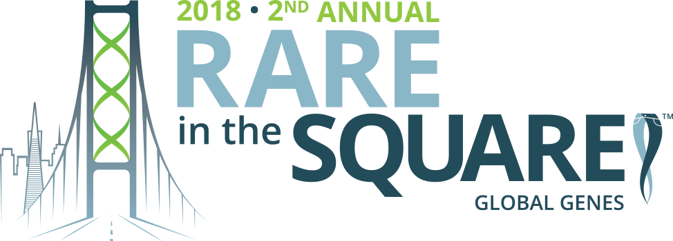 2018 Second Annual RARE in the Square™, Global Genes